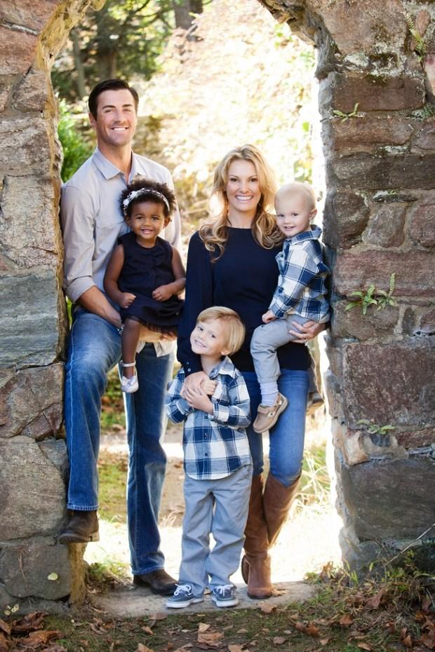 Cole Hamels' Adoption Journey to Africa