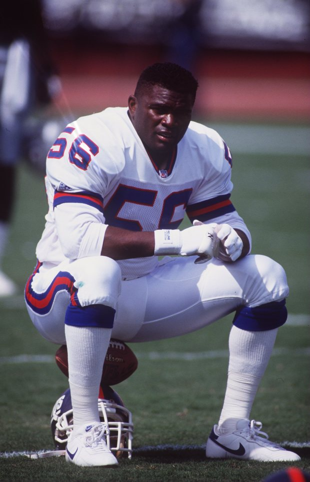 Lawrence Taylor: Through The Years