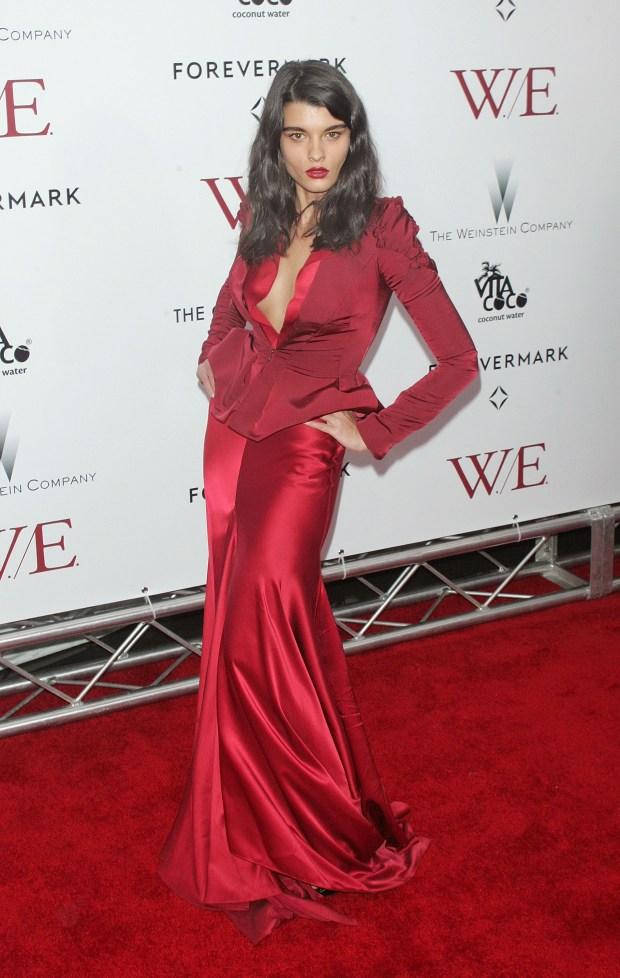 [THREAD] Best Dressed: Crystal Renn, Katherine Heigl and Madonna