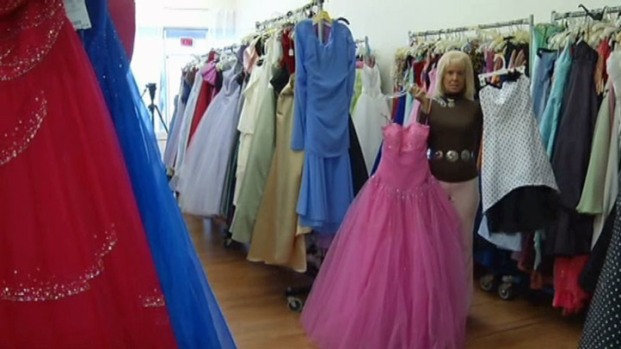 [DFW] Free Prom Dresses for Teens