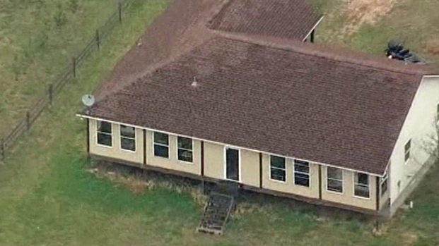 [DFW] Corsicana Farm House Served as Torture Chamber