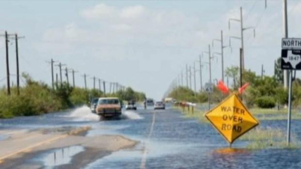 [DFW] FEMA: We Aren't Prepared for Flooding