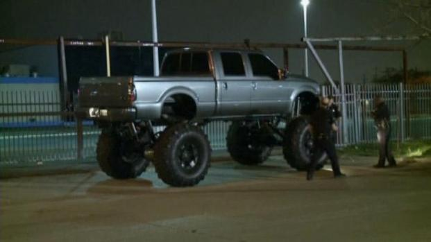 [DFW] Woman Crushed to Death by Monster Truck