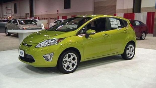 [DFW] Car Show Focuses on Green Vehicles