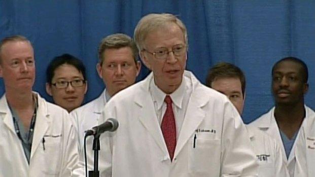 [DFW] Wiens Surgery: Dr. Elof Eriksson