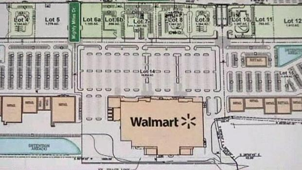 [DFW] Walmart Supercenter Coming to SW Fort Worth