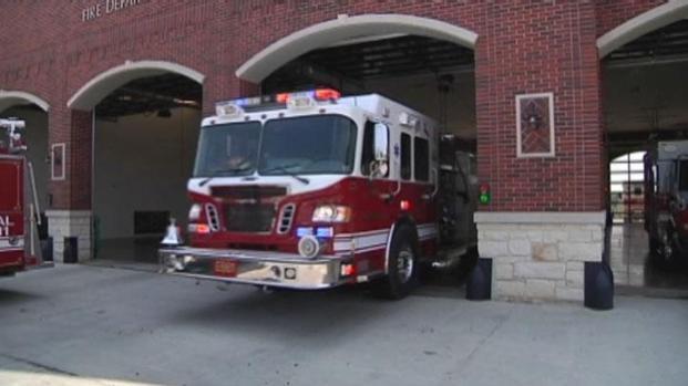 """[DFW] Fire Teams in Denton County Form """"Strike Teams"""""""