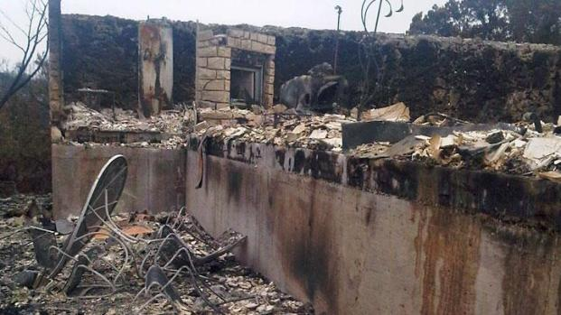 [DFW] Gaines Bend Devastated by Wildfires