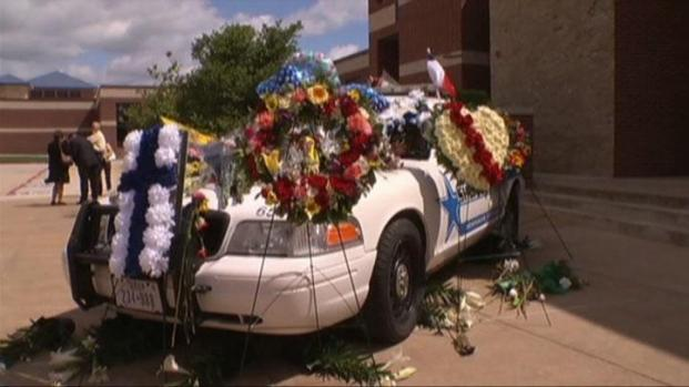 [DFW] Deputy Clifton Taylor Laid to Rest