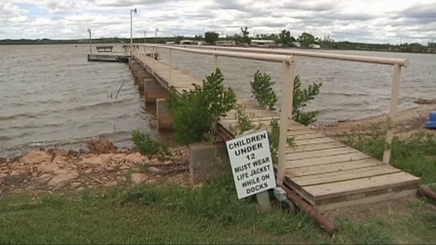 [DFW] Wildfires May Affect PK Lake Tourism
