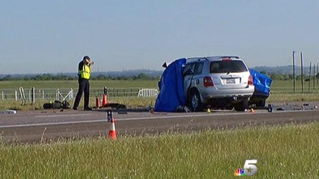 [DFW] Wrong-Way Driver Causes Deadly Crash in Denton