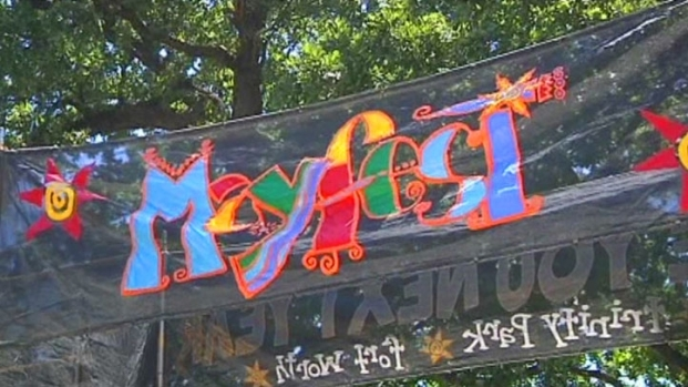 [DFW] Mayfest Opens in Fort Worth
