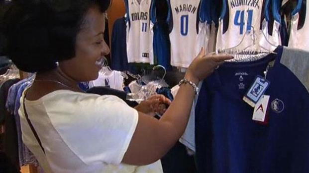 [DFW] Mavs Fever is Big Business
