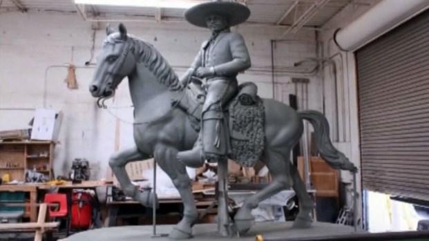 [DFW] Gun Controversy Over Vaquero Statue