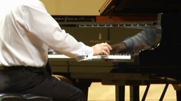 [DFW] Van Cliburn Competition Underway