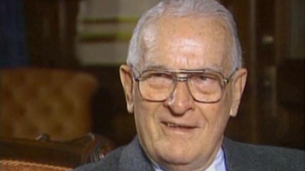 [DFW] Former Gov. Bill Clements Dead at 94