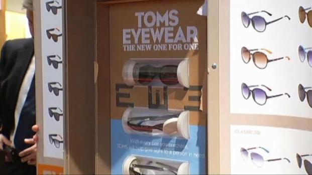 [DFW] TOMS Unveils Eyewear Line
