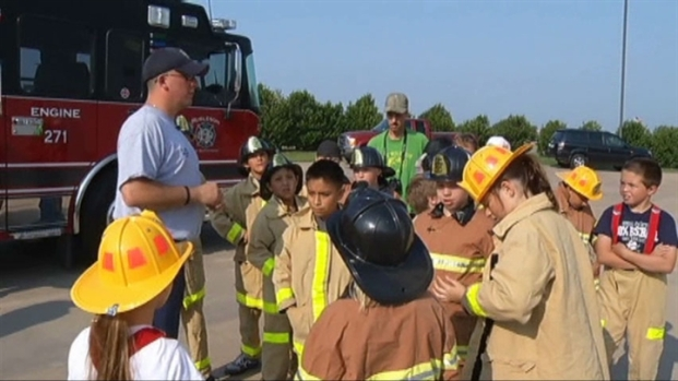 [DFW] Burleson Junior Fire Academy