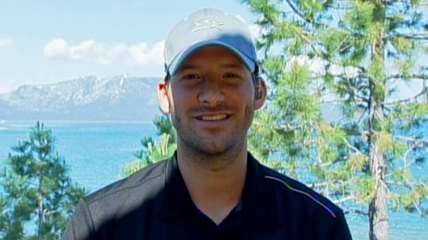 [DFW] Romo Candid on Lockout, Golf & Marriage