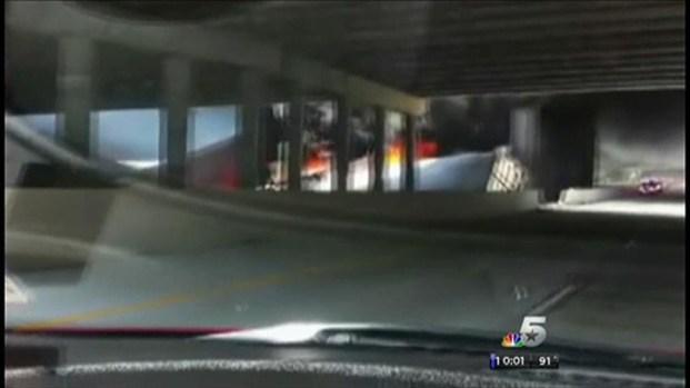 [DFW] Driver Dies In Grand Prairie Truck Crash