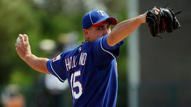 Spring Fever: Texas Rangers