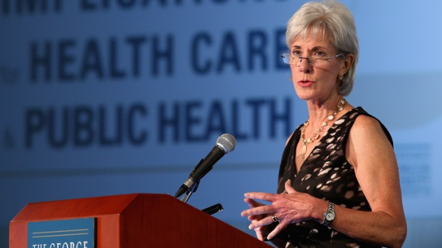 "[DFW] Sebelius Visits Dallas to Talk ""Obamacare"""