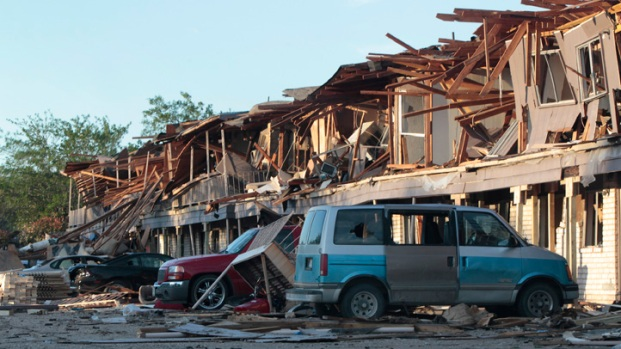 [DFW] Federal Hearing Focuses on West Explosion