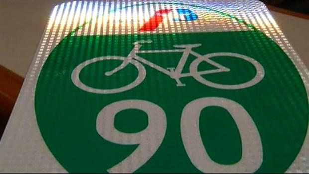 [DFW] New Signs Signal Biking Changes
