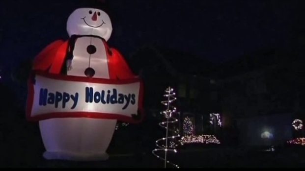 [DFW] RAW VIDEO: Touring Interlochen Lights