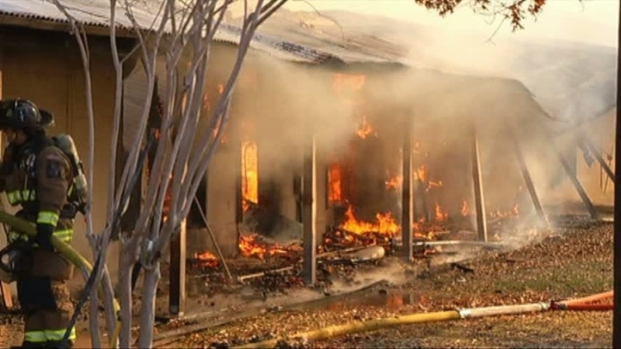[DFW] Fire Closes Denton Prep School
