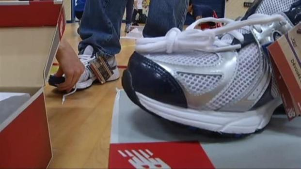 [DFW] Students Get New Shoes for Cowtown Marathon