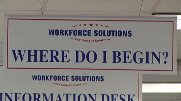 [DFW] Jobs Available, But Workers Don't Want Them: Report