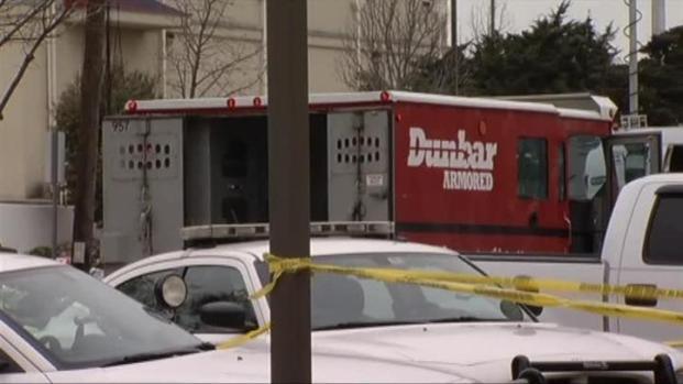 [DFW] Two Shot in Armored Car Ambush