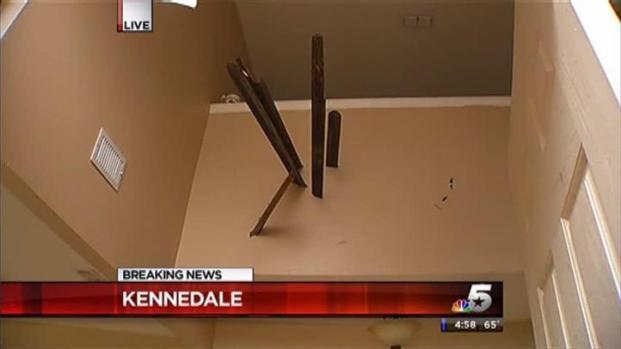 [DFW] Tornado Damage in Kennedale