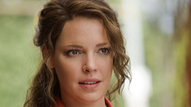 "[NBCAH] Katherine Heigl on Her Jersey Girl Role in ""One For The Money"""