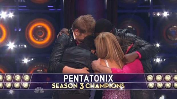 "[DFW] Pentatonix Wins ""The Sing-Off"""