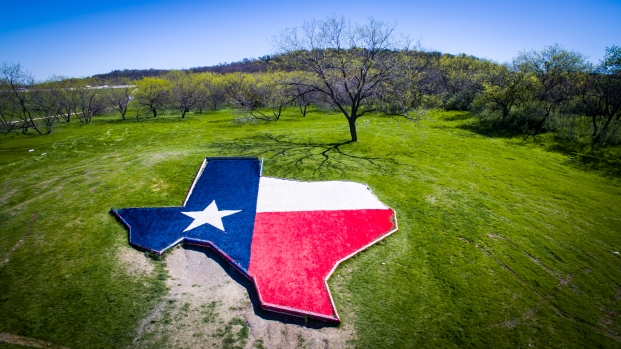 Your Photos at Iconic Texas Emblem