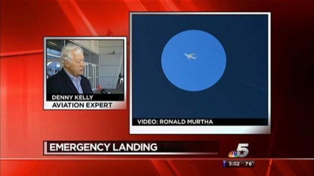 [DFW] Korean Airlines Jet Makes Emergency Landing at DFW
