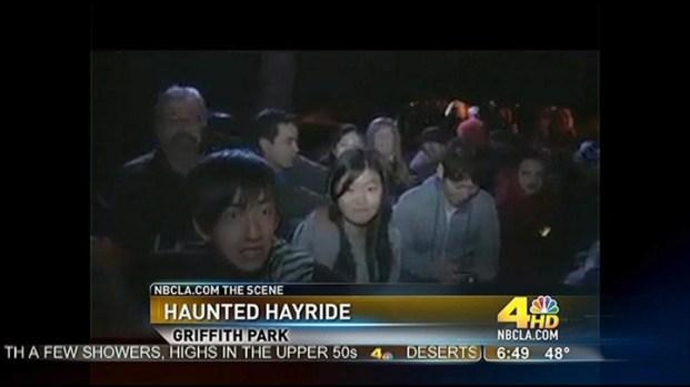[LA] Weekend: Haunted Hayride, CicLAvia, Mole Fair
