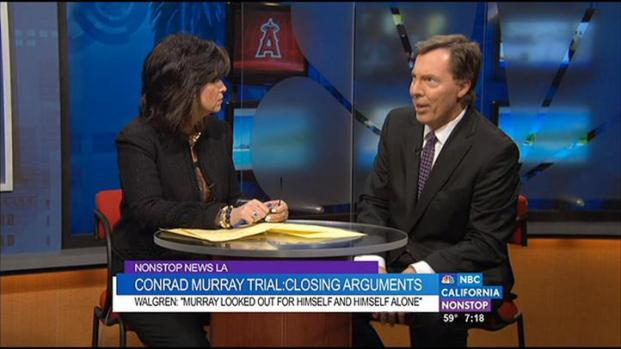 [LA] Closing Arguments in the Conrad Murray Trial Part 2