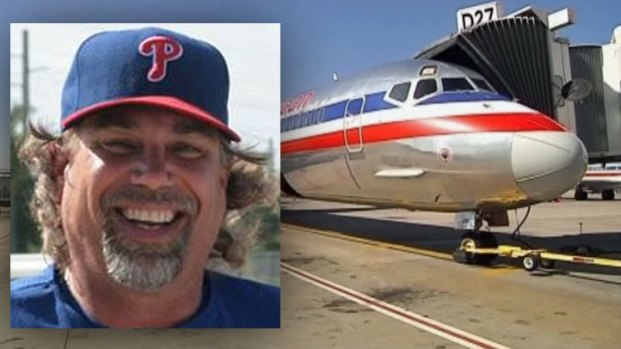 [DFW]American Airlines Mechanic Killed