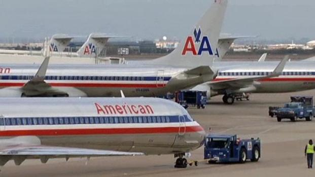 [DFW] American Airlines Tries to Navigate Turbulent Times