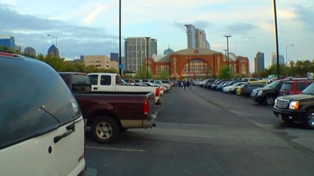 [DFW] AAC Parking May Get Hectic
