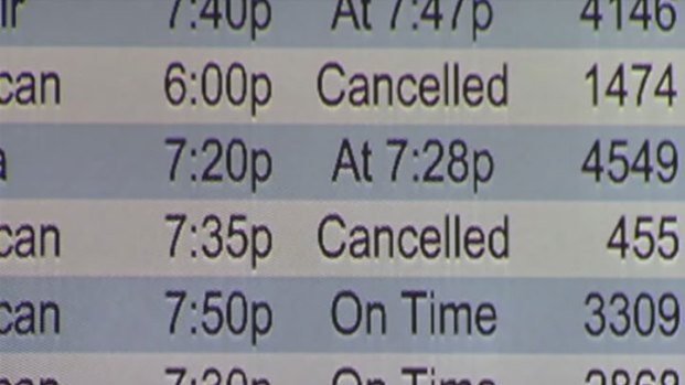 [DFW] Delays & Cancellations Wears on Passengers
