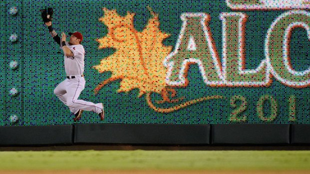 2011 ALCS: Texas Rangers Vs. Detroit Tigers