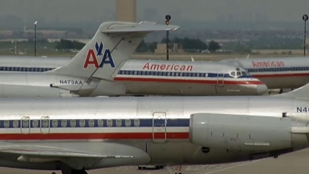 [DFW] US Airways Makes Deals with 3 AMR Unions
