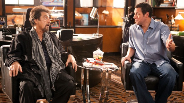 "[NBCAH] Al Pacino on Adam Sandler as His Love Interest in ""Jack & Jill"""