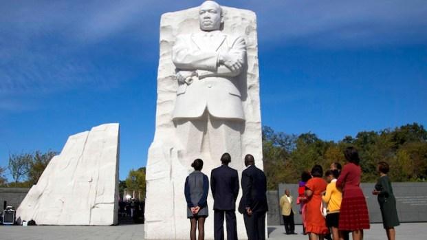 [NATL-DC] PHOTOS: MLK Memorial