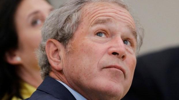 [DFW] President George W. Bush Has Stent Procedure
