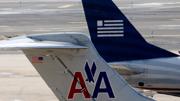 [DFW] Justice Department, States Challenge American Airlines, US Airways Merger